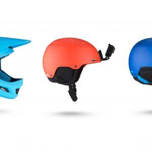 GoPro Helmet front